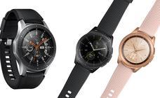 Samsung presenta Galaxy Watch, su nuevo reloj inteligente
