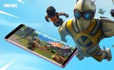 La beta de Fortnite en Android estará disponible primero en los teléfonos Samsung