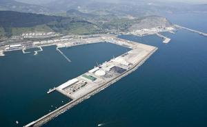El puerto de Bilbao aumenta en un 13% el número de pasajeros en lo que va de 2018