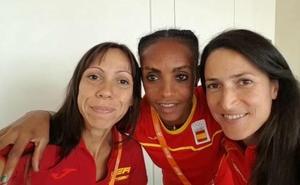 Tres atletas del BM Bilbao en el maratón Europeo