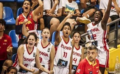 España Sub'18 de Mario López se mete en la final del Europeo basket femenino