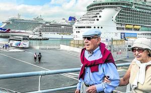 Hacia los cien cruceros al año en Bizkaia