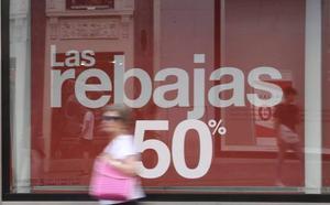 Comerciantes de Bilbao dicen que las rebajas de verano no neutralizarán el «desastre» de ventas del primer semestre