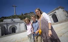 La exhumación de Franco dispara las visitas al Valle de los Caídos