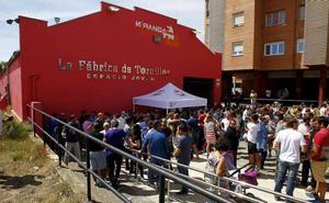La Fábrica de Tornillos acoge cerca de 180 actos en los primeros siete meses del año