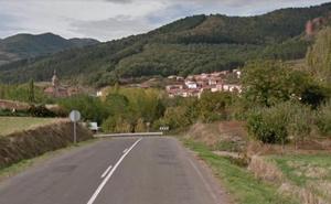 Herida una vecina de Portugalete de 24 años en un accidente de tráfico en La Rioja