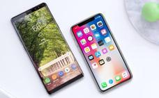 El iPhone X es más potente que el Galaxy Note 9 según las últimas pruebas