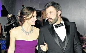 Ben Affleck, sin prisa por divorciarse de Jennifer Garner.