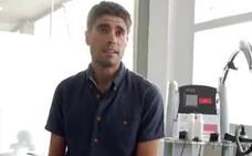 Mikel Landa ya pedalea hacia la Vuelta