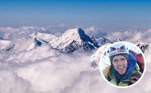 El alpinista baracaldés Roberto Rodrigo, «estable y con pronóstico reservado» tras sobrevivir a un accidente de helicóptero en Tayikistán