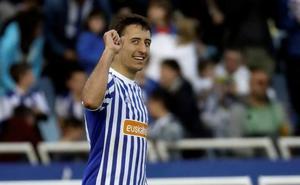 Oyarzabal dice no al Athletic y renueva con la Real