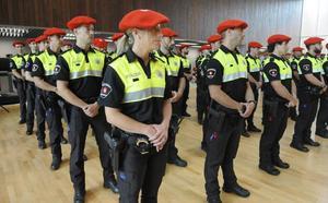 La plantilla de la Policía Municipal de Bilbao aumenta con 76 nuevos agentes