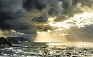 Retrato de una tempestad