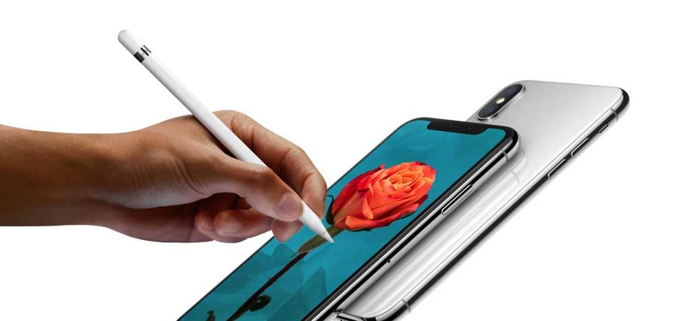 Apple lanzará tres iPhones compatibles con Apple Pencil este año