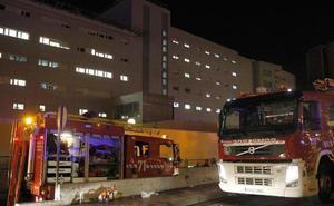 Detenida por provocar un incendio en un hospital en Tenerife que obligó a evacuar las urgencias