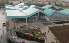 La estación de autobuses de Vitoria es una de las más sostenibles del país