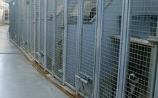 Detenido un vizcaíno por robar jaulas para perros en Cantabria