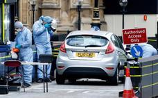 El detenido por el atropello en el Parlamento de Londres es un británico de 29 años