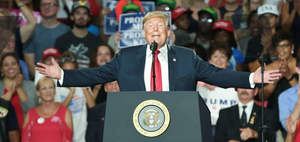 Trump colecciona enemigos en Oriente Próximo