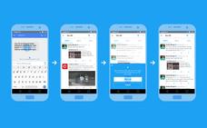 Twitter disminuye su consumo de datos móviles con una versión «Lite»
