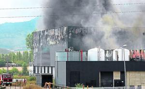 Salvatierra espera que Aldanondo siga con su actividad en el municipio tras el incendio