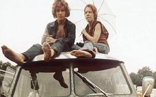 Woodstock, la guerra en paz