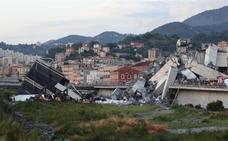 Los expertos achacan la tragedia de Génova a problemas estructurales y mal mantenimiento