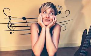 'Vitoria es guay', la canción que Sara Escudero le ha dedicado a la capital alavesa