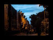 24 HORAS CON MIGRANTES EN MEXICO