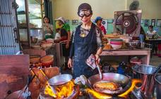 Todo Bangkok es un restaurante