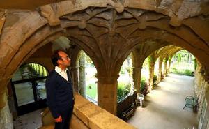 La reforma del claustro de San Miguel del Monte contará con una inversión de 78.400 euros