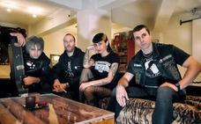 «¡Todos los grupos de punk son supergrupos!», afirman Shöck