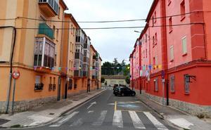 106.000 euros para acabar la reurbanización de la Barriada de San Juan del Monte