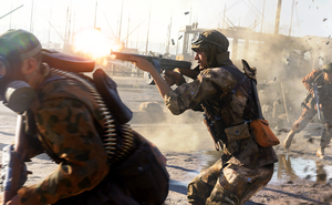 Las reservas de Battlefield V son más bajas que las de CoD: Black Ops IIII y Red Dead Redemption 2