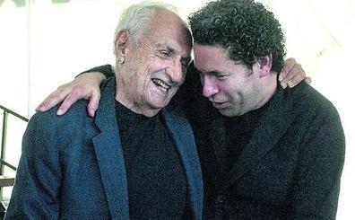 Gehry construye el sueño de Dudamel