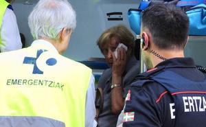 Detenido tras asaltar a una mujer en Deusto y tirarla al suelo tras robarle un collar