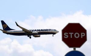 Ryanair crece cinco veces menos que su competencia
