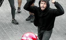 El desalojo de un gaztetxe en Pamplona enfrenta a los socios del Gobierno navarro