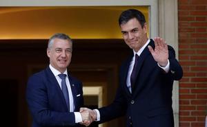 Urkullu y otros tres líderes autonómicos cobran más que Pedro Sánchez