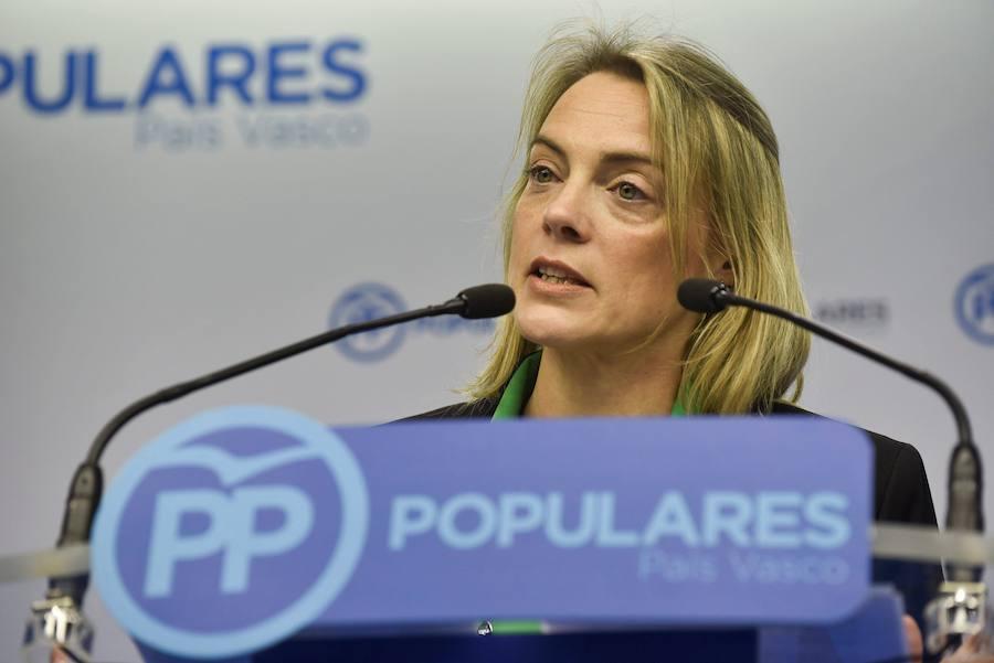 El PP denuncia carteles de apoyo a los presos de ETA en fiestas de Portugalete
