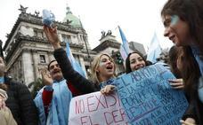 La muerte anda suelta en Argentina