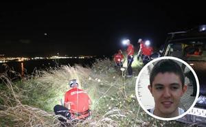 La Ertzaintza confirma que el cadáver hallado en Punta Galea es el del joven baracaldés desaparecido