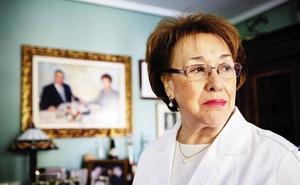 Muere Marisa Sánchez, la matriarca de la cocina riojana