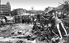 La catástrofe que ahogó la Aste Nagusia