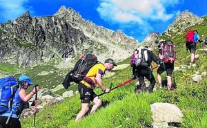 Los Alpes sin ningún límite