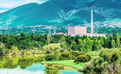 El diputado general de Álava reclama «máxima transparencia» en el desmantelamiento de la central nuclear de Garoña