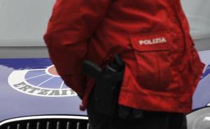 Detenido dos veces en una semana por robar en un bar de Bilbao y en una autocaravana en Zumaia