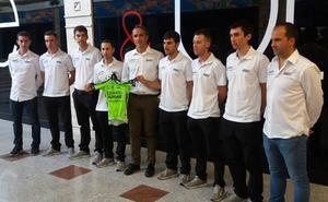 Los rostros del Euskadi-Murias para la Vuelta a España