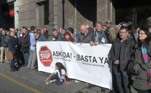 Agresión a un trabajador de Euskotren en la estación de Matiko poco antes del inicio de Aste Nagusia