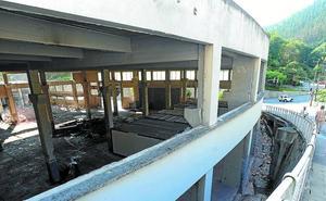 En marcha la construcción de un nuevo supermercado en Otaola